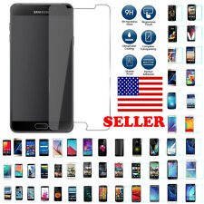 Tempered Glass Screen Protector For Apple iPhone  HTC Samsung Google MOTO LG