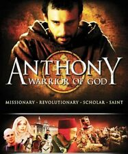Anthony: Warrior of God (Jordi Molla) Saint Bio Endorsed by the Vatican NR Faith