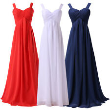Maternity Formal Dress Bridesmaid Ball Gown Prom Party Evening Cocktail Dresses
