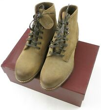 Wolverine 1000 Mile Morley Boots Mens 9 9.5 10 Brand New in Box Retail $400