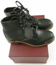 Wolverine 1000 Mile Boots Black Mens 9 9.5 Brand New in Box Retail $345