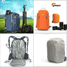 New Lowepro Flipside Sport 15L 20L AW DSLR Camera Photo Bag Backpack Rain Cover