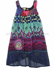 Desigual Girls' Dress Indianapolis, Sizes 5-14