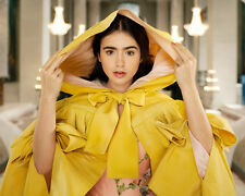 Lily Collins Poster or Photo