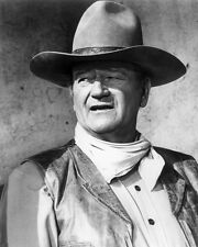 John Wayne Rio Lobo Poster or Photo Classic Western Pose in Stetson