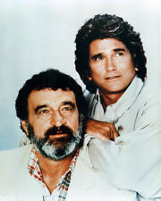 Highway to Heaven Michael Landon Victor French Color Poster or Photo