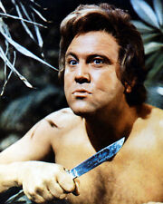 Terry Scott Color Poster or Photo Carry on Up the Jungle