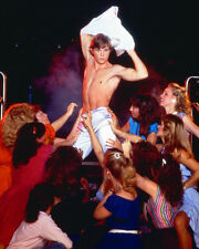 Christopher Atkins Color Poster or Photo Barechested Stripping