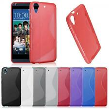 Soft TPU Back Skin Phone Cover Case Rubber for Htc Desire 626 626s