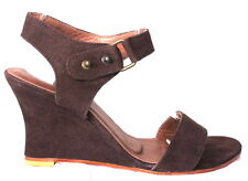 Women sandals wedges suede model GARVIN Aus 2 to 10.5