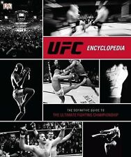 UFC Encyclopedia by BradyGames Staff (2011, Hardcover)