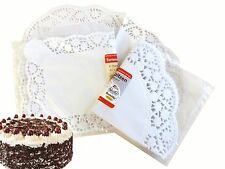 Doilies Cake paper 6 St Pack. rund 36 cm, oval, rectangular, for Pie