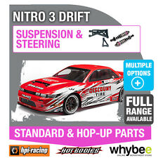 HPI NITRO 3 DRIFT [Steering & Suspension] Genuine HPi Racing R/C Parts!
