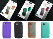 OEM Authentic Lot T Mobile D3O Flex Cover Protective Case for HTC Sensation 4G