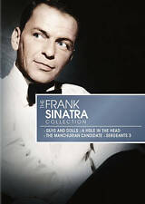 The Frank Sinatra Star Collection (DVD, 2009, 4-Disc Set)