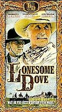Lonesome Dove (VHS) - ALL ON ONE TAPE - ROBERT DUVALL