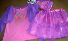 """WHAT A DOLL 2P SKIRT OUTFIT ++ a matching outfit for 18"""" AMERICAN GIRL DOLL"""