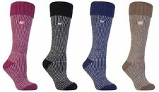 Heat Holders - Womens Winter Warm Thermal Thick Tall Boot Knee High Socks 5-9 US