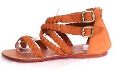 Women sandals leather nubuck model LAYLA Aus 2 to 10.5