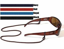 """CROAKIES Spec Cord Sunglasses Retainer NEW Braided Polyester 24"""" Long SECURE"""