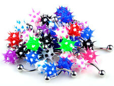 10-30pc Wholesale Lots Body Piercing Jewelry Navel Belly Button Rings Free Ship