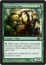 M/NM 4x Foil Promo Scavenging Ooze Magic the Gathering