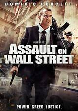 Assault on Wall Street (DVD, 2013) USED VG