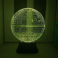 New Death Star Original 3D LED Lamp