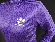 HoT ADIDAS women Tracksuit Top PaRtY JACKET RUNNING Size 34 36 38 40 42 44
