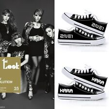 TVXQ MBLAQ SING FOR YOU KPOP CANVAS SHOES NEW GOODS 2PM 2NE1 Beast Kara Winner