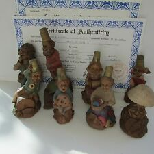 Tom Clark Gnomes -Sewing Collectibles Resin Figurines with COA  U- PICK  $ 24.00