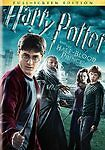 Harry Potter and the Half-Blood Prince (DVD, 2009, P&S) Widescreen 1 disc