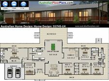 5 Bedroom +  Study  Ranch    House Plans   Floor plans    Home Plans    New Home