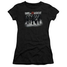 "Sons Of Anarchy ""Rolling Deep"" Women's Adult & Junior Tee or Tank"