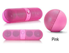Portable Bluetooth Boombox Wireless Stereo Speaker For Smart Phone Tablet iPhone