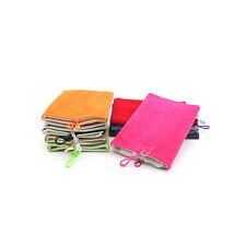 Soft Cloth Pouch Universal Cell Phone Bag Case For Mobile Phone PDA MP4