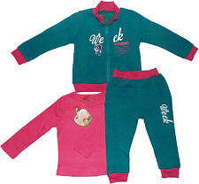 Baby girls brand sets children Tracksuit  pants clothes suits 6-12-18-24 Months