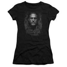 "Sons Of Anarchy ""Jax"" Women's Adult & Junior Tee or Tank"