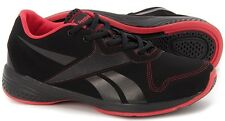 REEBOK Dynamic Step Low 3 Ladies Black Gym Trainers Shoes New Size UK 4 unboxed