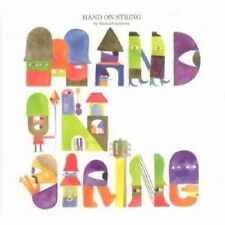 Michael Andrews-Hand On String CD-We Love You, amour16cd Digipac 12 Track 2007