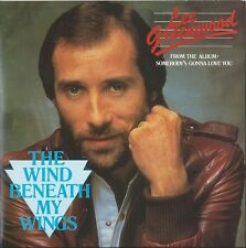 """Lee Greenwood-The Wind Beneath My Wings 7"""" 45-MCA Records, MCA 877, 1983, Pictur"""