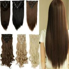 20pcs Quality Snap Clips for Wig/Hair Extension Weft Metal U-Shape Pin 3Colors