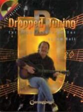 Dropped D Tuning For Fingerstyle Guitar Tom Ball Tab Book Cd NEW!