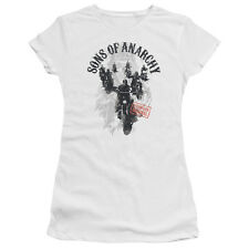 """Sons Of Anarchy """"Reapers Ride"""" Women's Adult & Junior Tee or Tank"""