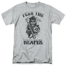"""Sons Of Anarchy """"Fear The Reaper"""" Women's Adult & Junior Tee or Tank"""