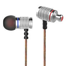 High Quality Heavy Bass In Ear Earphones Metal Clear Sound Stereo Headphones