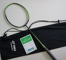Japan Version YONEX Voltric FB VTFB 5U5 Badminton Racquet GREEN,Choice of String