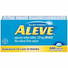 9 Aleve coupons $2.00 off exp 08/31/17