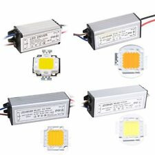 High Power 100/50/30W Waterproof LED Driver Supply or LED SMD Chip Bulb lot RS