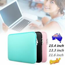 Laptop Sleeve Case Bag Pouch Storage For Mac MacBook Air Pro 11 13 15 inch RS